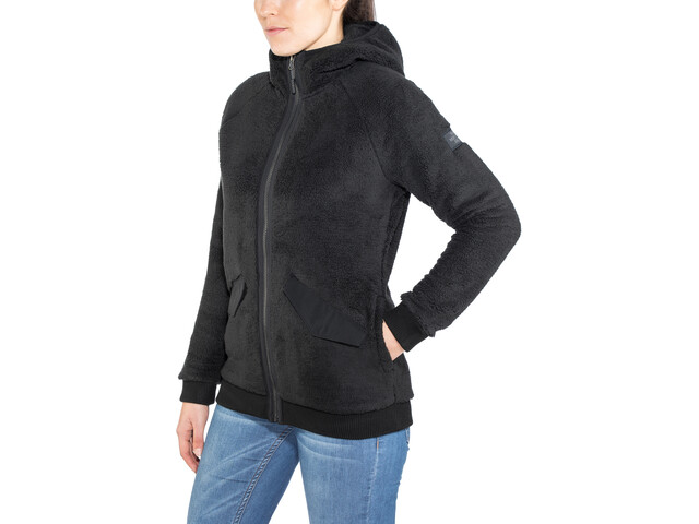 The North Face Campshire Giacca Bomber Donna, nero